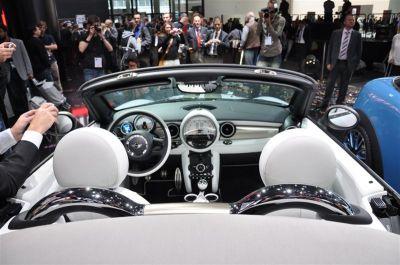 Mini Concept Roadster