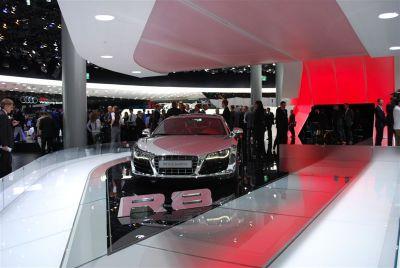 Audi R8 5.2 quattro