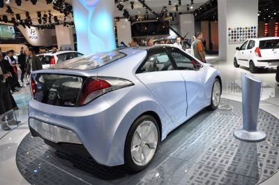 Hyundai Blue Will Concept