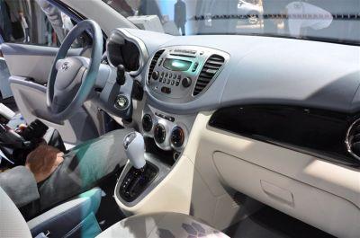 Hyundai i10 electric