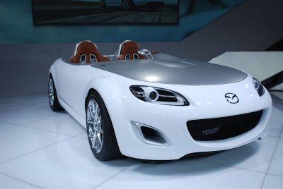 Mazda MX5 Superlight Version