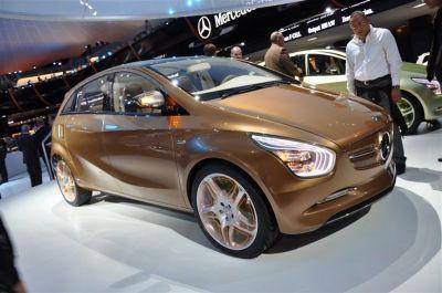 Mercedes Concept Blue Zero
