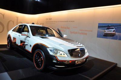 Mercedes ESF 2009