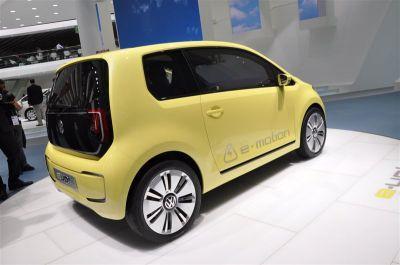 Volkswagen e-Motion