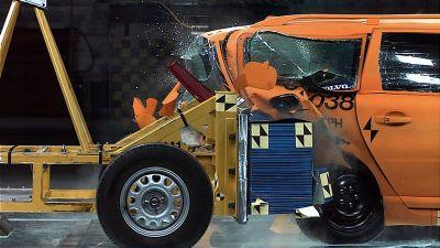 crash test electrique