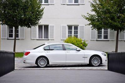 Essai BMW 760 Li