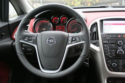 Essai Nouvelle Opel Astra