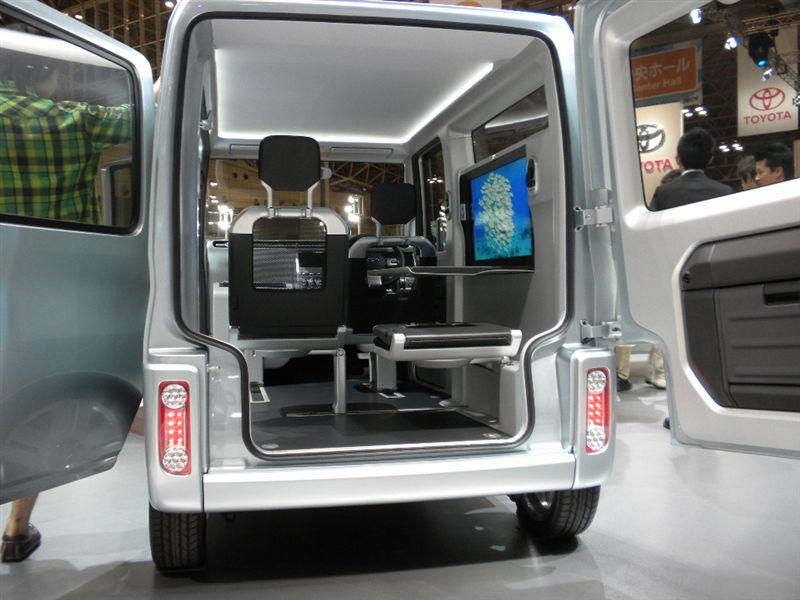 Daihatsu e:S et Deca Deca Concept