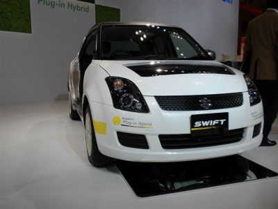 Suzuki Swift Plug-In Hybrid