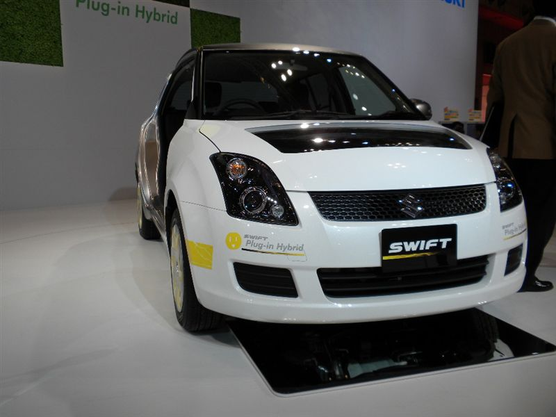albums photos suzuki swift plug in hybrid. Black Bedroom Furniture Sets. Home Design Ideas