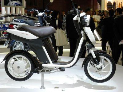 Les motos du salon de Tokyo 2009