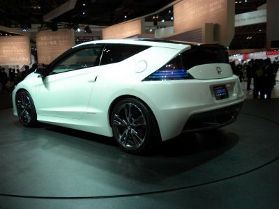 Honda CRZ salon