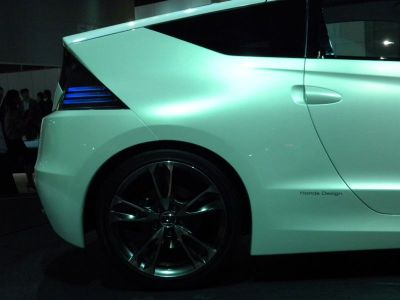 Honda CRZ salon