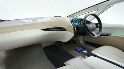 Honda Skydeck Concept