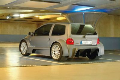 Renault Twingo Lazareth