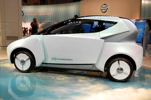 Les concepts du Tokyo Motorshow