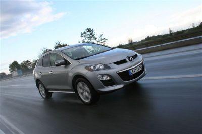 Essai Mazda CX-7 2.2 MZR-CD