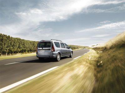 Dacia Logan MCV Hi-Flex