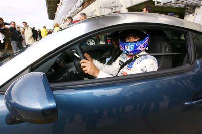 Peugeot RCZ à l'épreuve du Mans