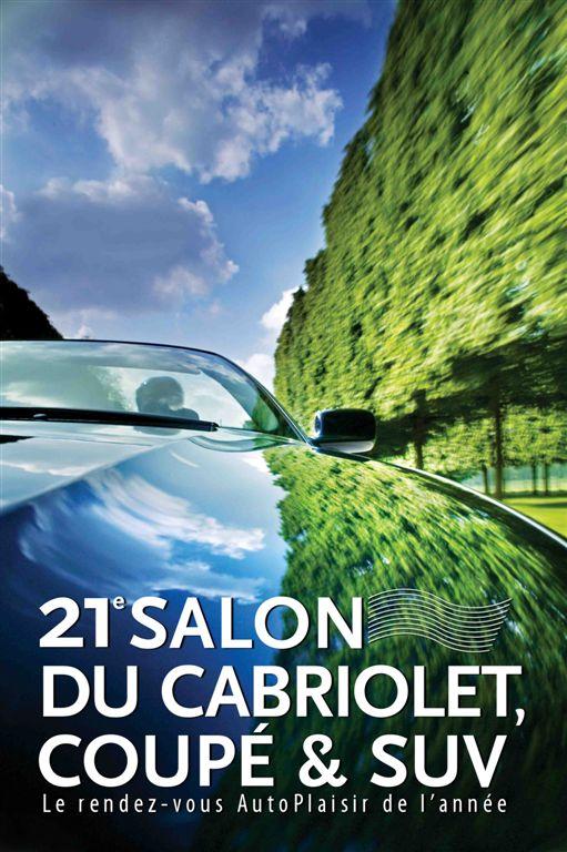 21ème salon du cabriolet, coupé & SUV