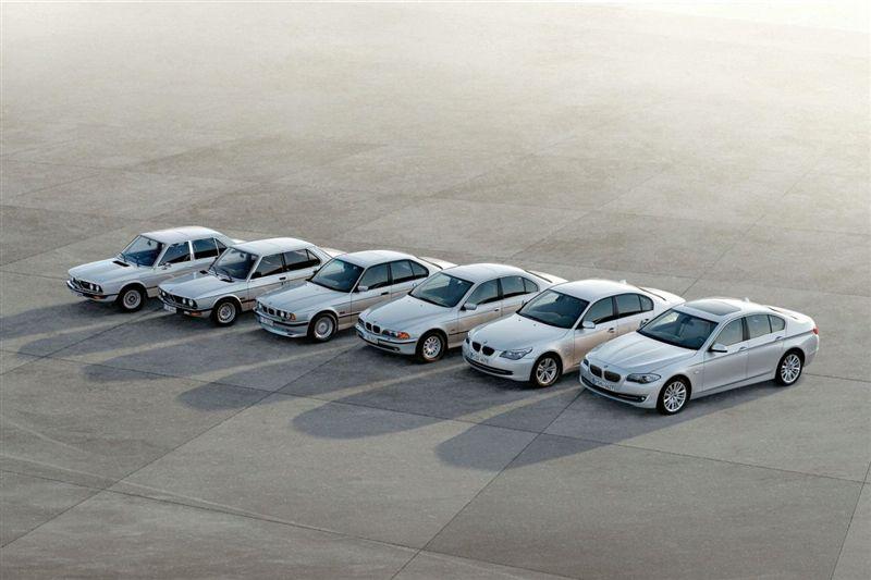 BMW Série 5 2010