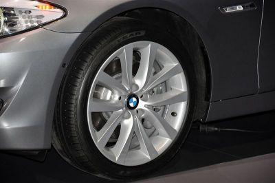 BMW Série 5 2010 live