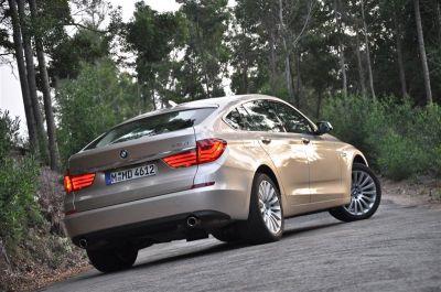 Essai BMW 535i GT