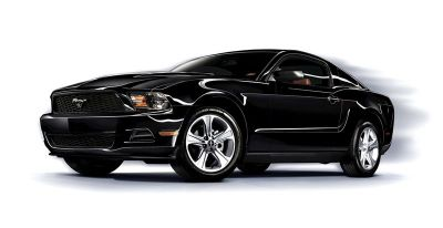 Ford Mustang 2011 (année 2010)