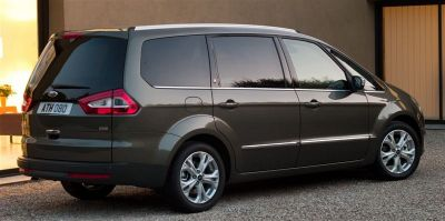 Ford S-Max et Galaxy 2010