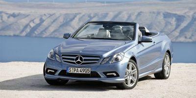 Mercedes Classe E Cabriolet 2
