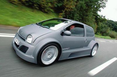 L'automobile 100% tuning