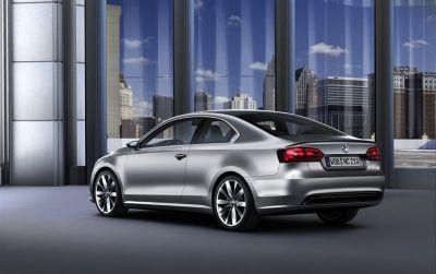 Volkswagen Compact Coupé