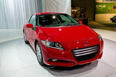 Honda CRZ concept