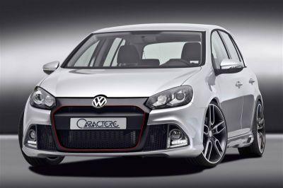 Volkswagen Golf VI GTI Caractere