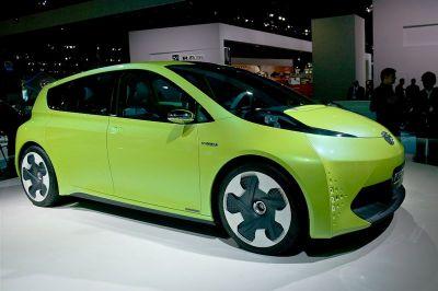 Toyota FT-CH Detroit