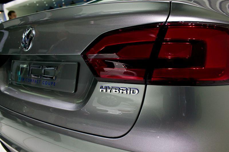 Volkswagen Coupé Compact