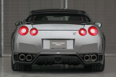 Nissan GT-R Silver Wolf Tommy Kaira
