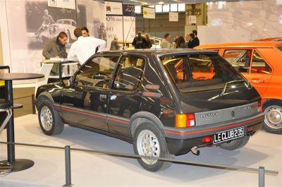 Peugeot Rétromobile 2010