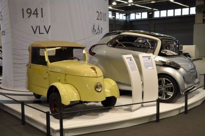 Rétromobile 2010
