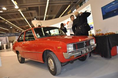 Mazda à Rétromobile