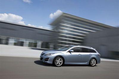 Mazda6 restylée