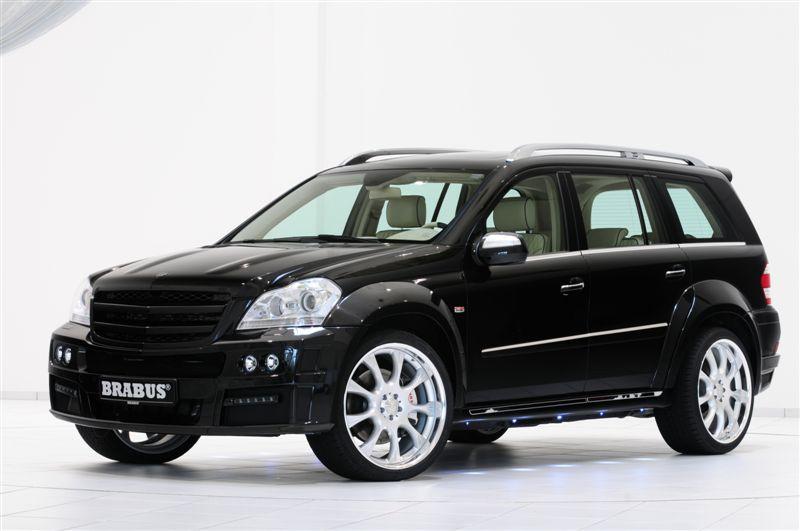 Mercedes GL 63 Biturbo Brabus