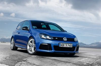 Volkswagen Golf R 2010