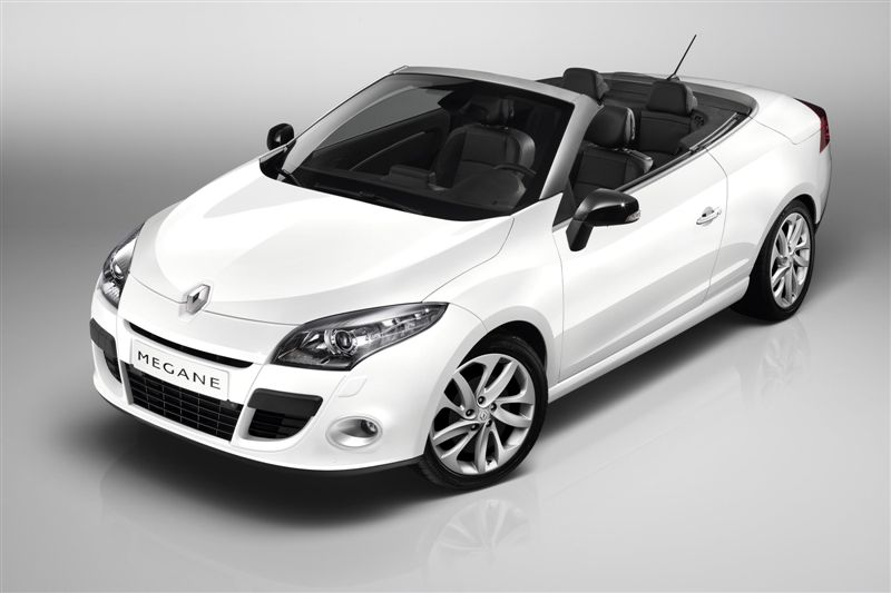 Renault Megane 3 CC