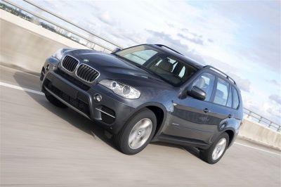 BMW X5 restylé