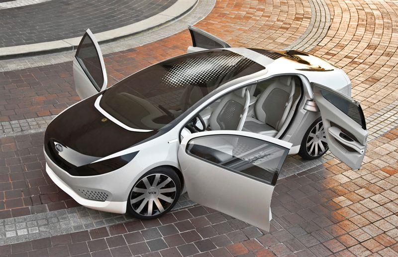 Kia Ray Concept