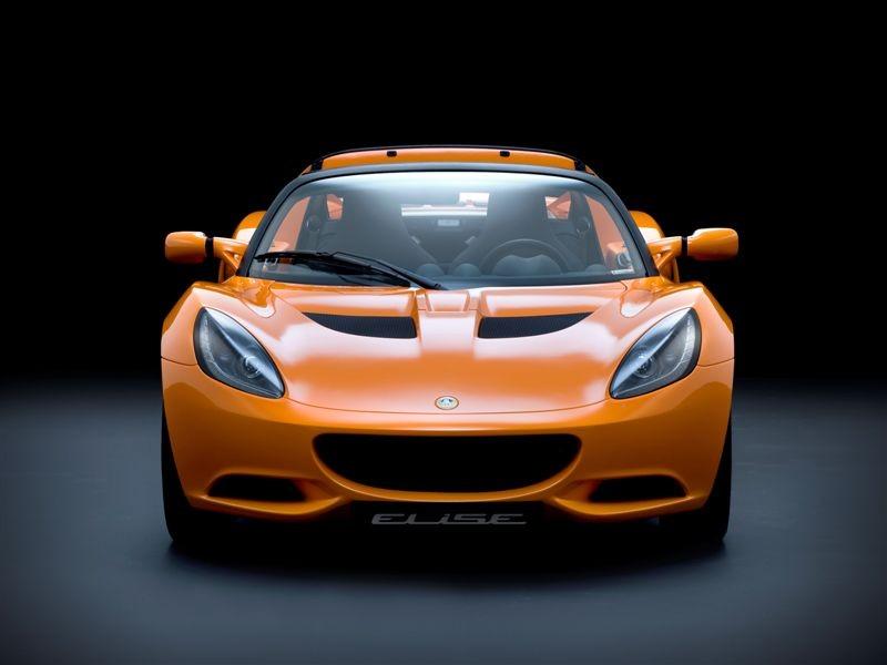 Lotus Elise restylée