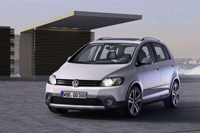 Volkswagen CrossGolf