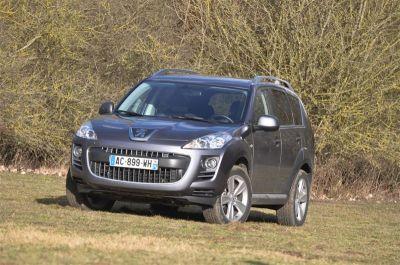 Essai Peugeot 4007 2.2 HDi DSC6