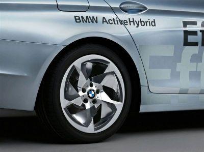 BMW Série 5 ActiveHybrid